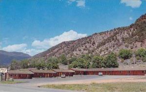 Colorado Glenwood Springs Frontier Lodge