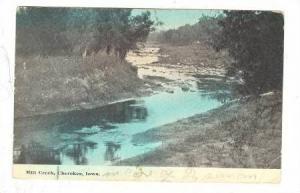 Mill Creek, Cherokee, Iowa,PU-1913