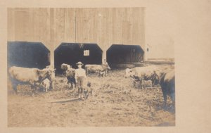 RP: Hulmeville , Pennsylvania , 00-10s ; Farm