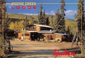 Canada Moose Creek Lodge Yukon