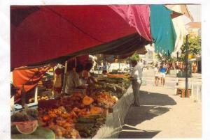 Curacao , Netherlands Antilles, Floating market, 50-70s