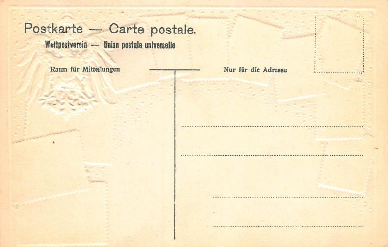 German East Africa, Classic Stamps, Early Embossed Postcard, Unused