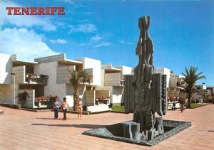 Spain Tenerife Canarias Costa del Silencio Frontera Ten-Bel Statue