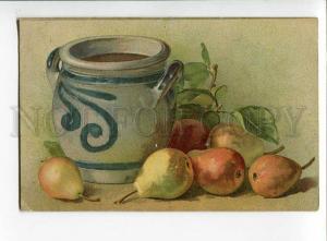270483 C. KLEIN pears 1916 year RPPC Lesnoy Petersburg RUSSIA