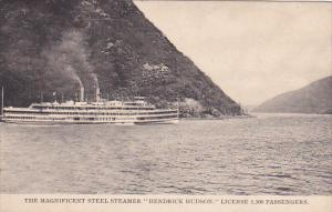 The Magnificent Steel Steamer,  Hendrick Hudson,   PU_1914