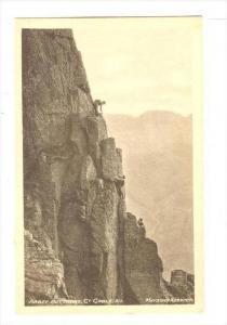 Mountain Climbers, Abbey Buttress,Gt Gable, UK, 00-10s