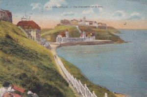 GRANVILLE, Manche, France, PU-1927; Vue D'ensemble Sur Le Roc