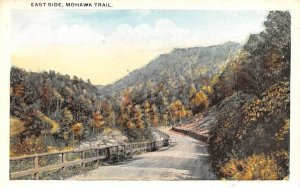 East Side Mohawk Trail, Massachusetts Postcard