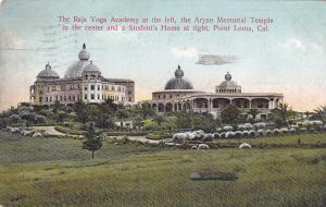 POINT LOMA, California, PU-1908; The Raja Yoga Academy, Aryan Memorial Temple, S