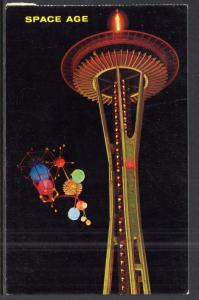 Space Needle,Seatlle World's Fair BIN
