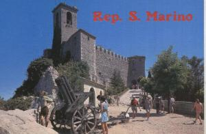 Postal:: Republica de San Marino