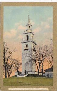 Massachusetts Dorchester Heights Evacuation Monument