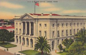 Exterior, U.S. Post Office, Laredo, Texas,  00-10s
