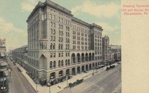 PHILADELPHIA, Pennsylvania , 1910; Reading Terminal, 12th and Market Sts.