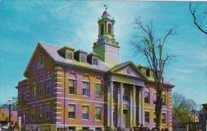 Rhode Island Newport The Court House