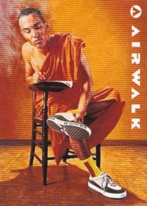 Advertising Airwalk Sneakers