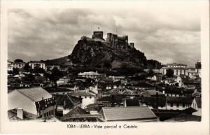 CPA Leiria- Vista parcial e Castelo, PORTUGAL (760828)