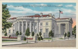 WASHINGTON D.C., 10-20s;  Memorial Continental Hall, Society of the Daughters of