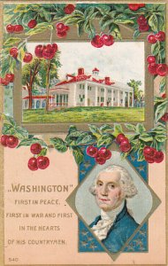 George Washington The Father Of Our Country 1910