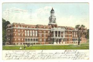 St. Vincet De Paul Hospital, Norfolk, Virginia,PU-00-10s
