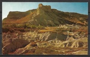 Nebraska, Gering - Scottsbluff National Monument - Badlands