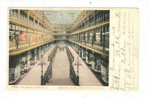 The Arcade , Cleveland , Ohio , PU-1910