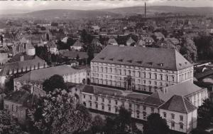 RP; Podogogische Hachschule Osnobruck, Schloss, Lower Saxony, Germany, 00-10s