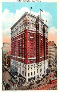 New York City Hotel McAlpin 7747.5