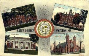 Bates College in Lewiston, Maine
