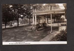 MA New England Sanitarium Stoneham Mass Massachusetts Real Photo RPPC Postcard