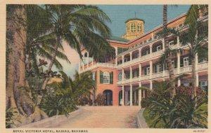 NASSAU , Bahamas , 1930-40s ; Royal Victoria Hotel