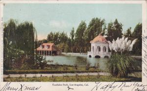 Eastlake Park, LOS ANGELES, California, PU-1904