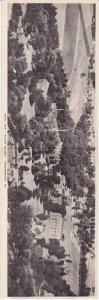 Pennsylvania Chambersburg Aerial View-Wilson College Albertype