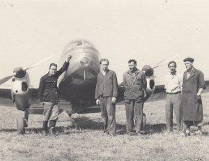 Crew & Airplane , 1919-38: Between Wars