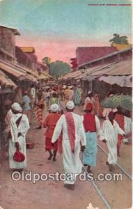 Zanzibar Street Scene