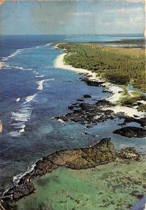 BR1615 Mauritius Ile Maurice panorama