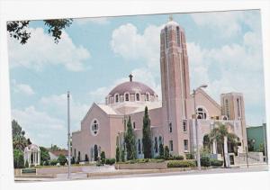 St Nicholas Greek Orthodox Church , TARPON SPRINGS , Florida , 50-60s