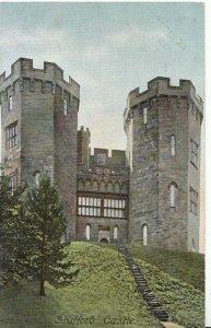 Staffordshire Postcard - Stafford Castle - Ref 5131A