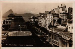 CPA Rio De Janeiro. Praca M. Floriano. BRAZIL (621644)