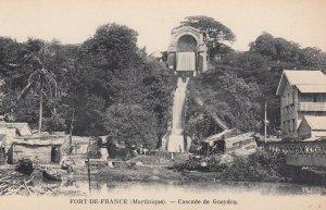FORT DE FRANCE , Martinque , 00-10s ; Cascade de Gueydon