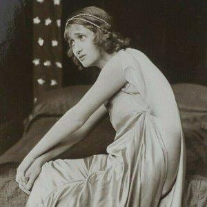 Gaby Deslys French Silent Film Theatre Actress Dancer Singer Photo Postcard F72