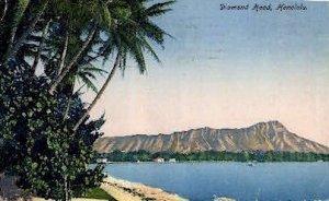 Diamond Head - Honolulu, Hawaii HI