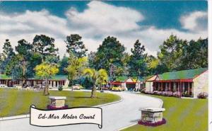 Florida Ocala Ed-Mar Motor Court