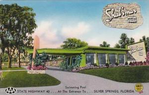 Florida Silver Springs Shalimar Motor Court