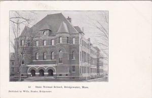 State Nortmal School Bridgewater Massachusetts