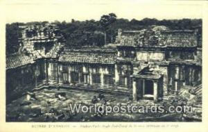 Ruines D'Angkor Cambodia, Cambodge Angkor Vath Ruines D'Angkor Angkor Vath, A...