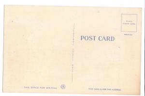Buffalo NY Memorial Auditorium Linen Metrocraft Postcard