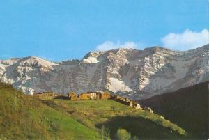 Postal 048415 : Pirineos Orientales. La sierra del Cadi y Arseguel