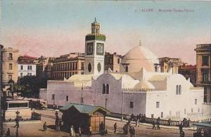 Algeria Alger Mosquee Djama-Djedid