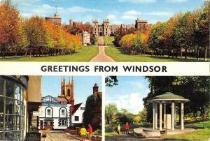 uk18293 greetings from windsor uk